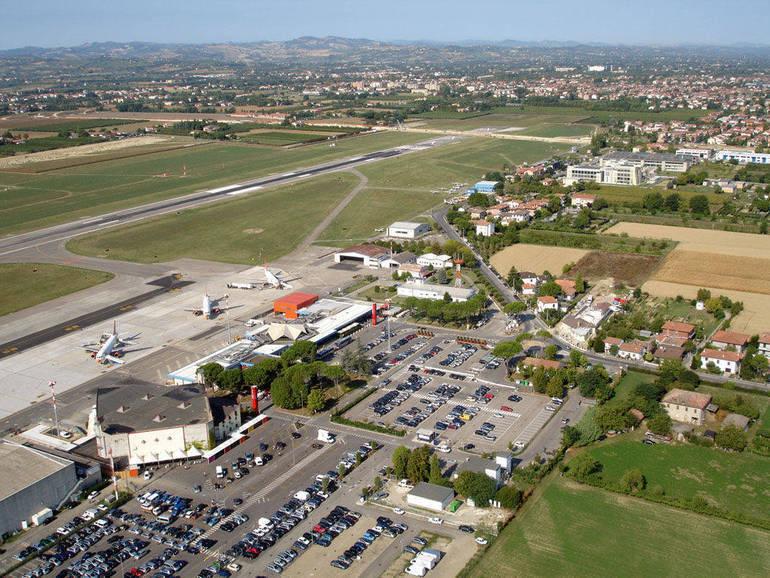 Massimo Bulbi - Riapertura aeroporto di Forlì