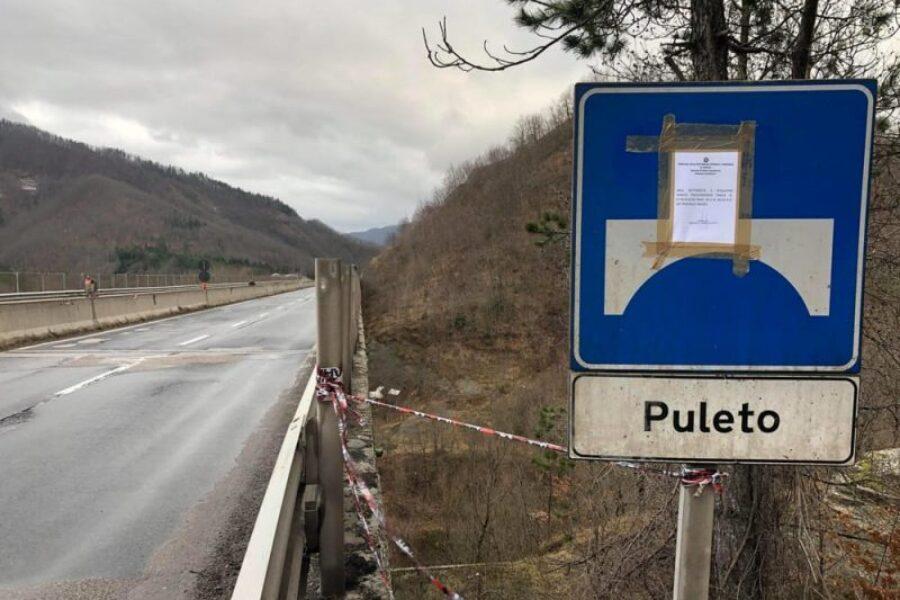 Chiusura del Viadotto Puleto sulla E45: interrogazione urgente per i ristori alle attività economiche